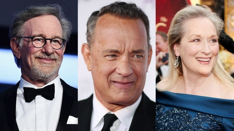 Steven Spielberg, Tom Hanks och Meryl Streep - bästa filmtipsen 2018