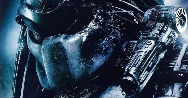 En närbild på Predator.