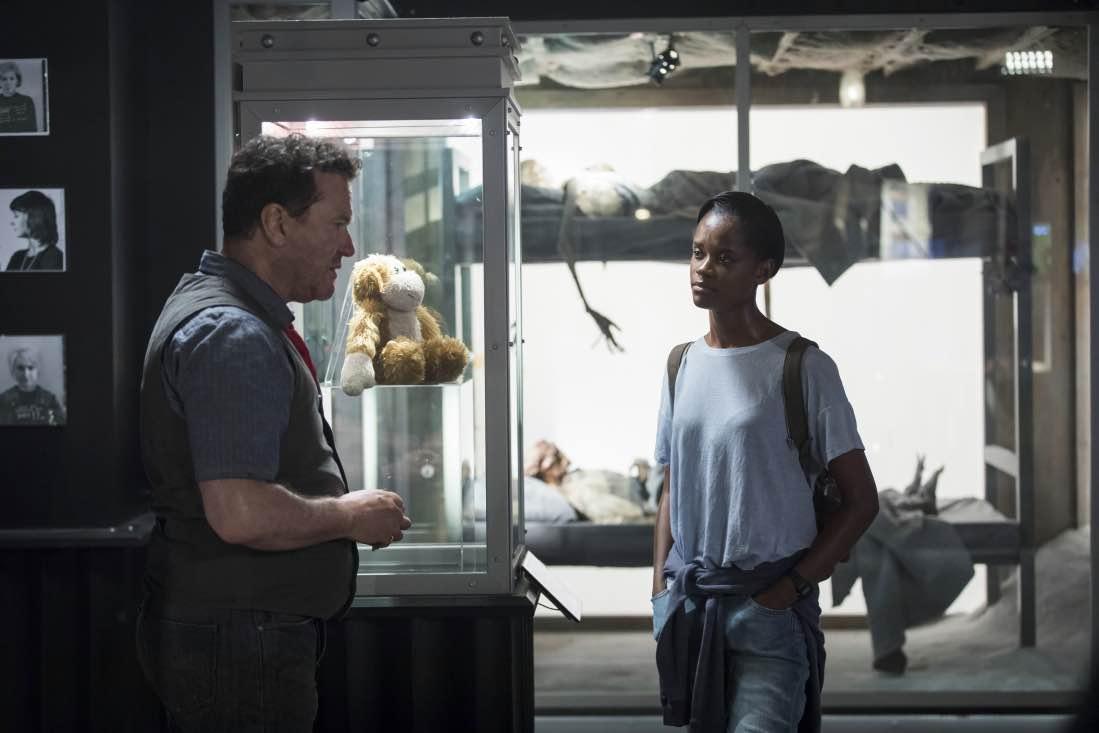 Djupa diskussioner i Black Mirror-avsnittet Black Museum