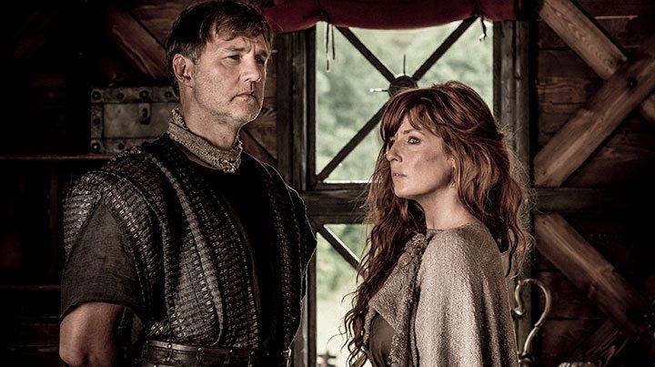Britannia är en ny serie på HBO Nordic i januari