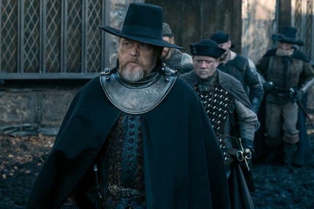Shaun Dooley som William Wade i Gunpowder