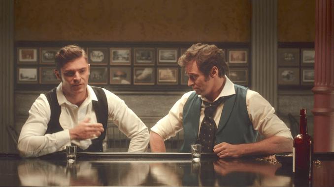 Hugh Jackman och Zac Efron i The Greatest Showman