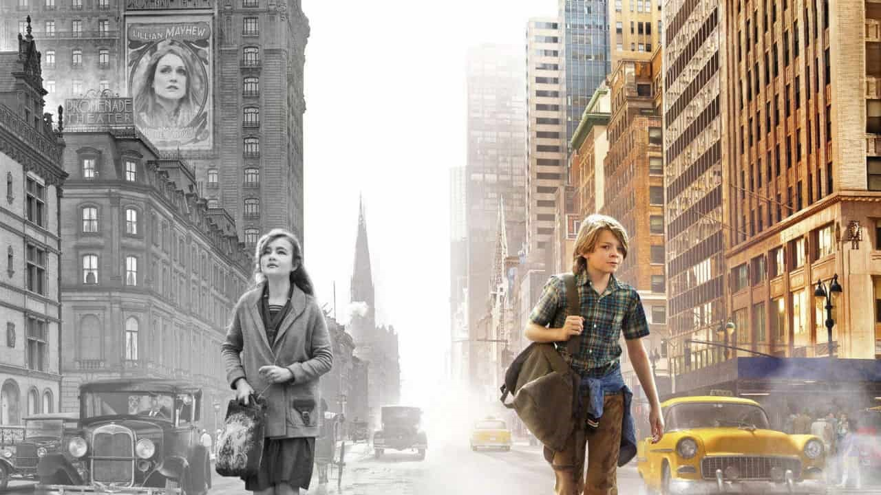 Rose och Ben i New York i Todd Haynes film Wonderstruck.