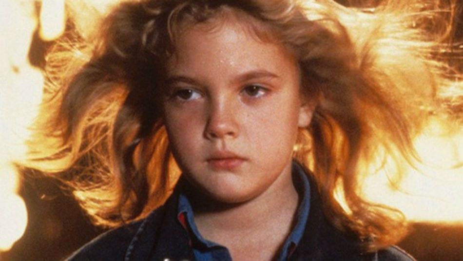 Det glöder om Drew Barrymore i Eldfödd