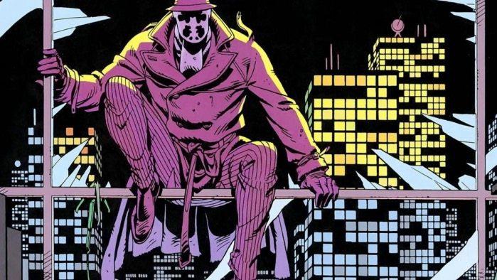 Rorcshach i serieromanen Watchmen