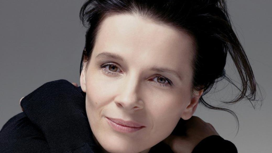 Juliette Binoche årets mottagare av Honorary Dragon Award.