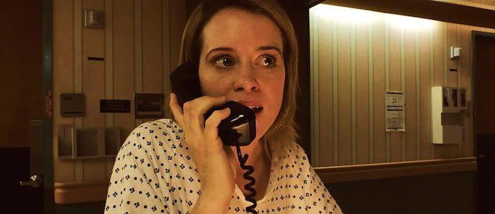 """Claire Foy i Steven Soderberghs uppkommande film """"Unsane"""""""