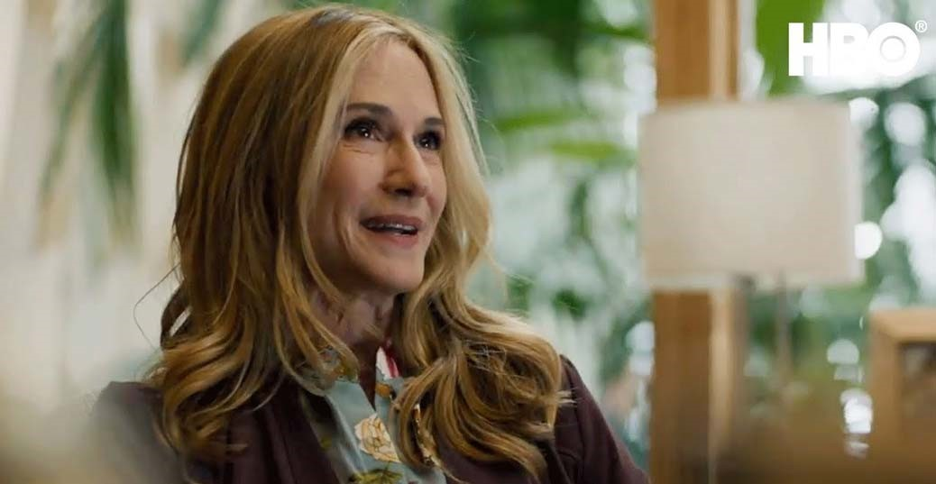 Holly Hunter i HBO serien Here and Now.