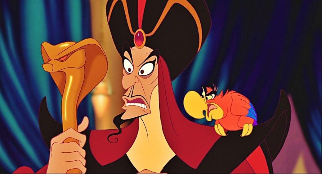 Jafar från Aladdin.