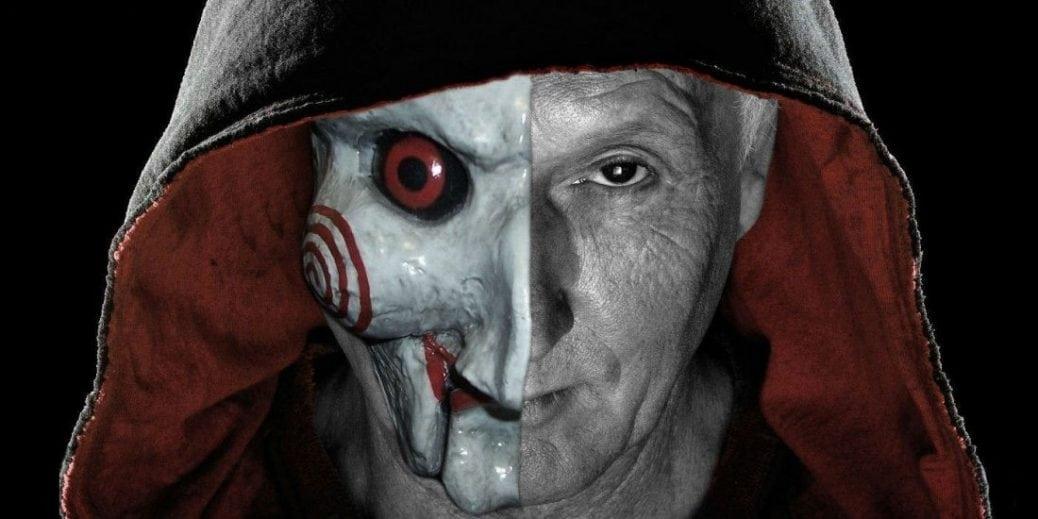 Tobin Bell från Saw-filmerna.