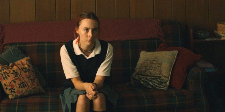 """Saoirse Ronan i Greta Gerwigs """"Lady Bird"""""""