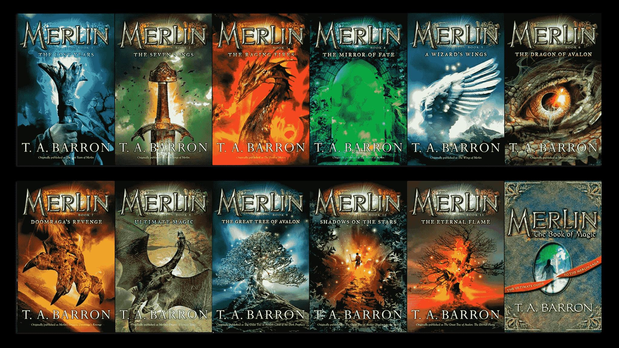 Ridley Scott ska regissera nya Merlin