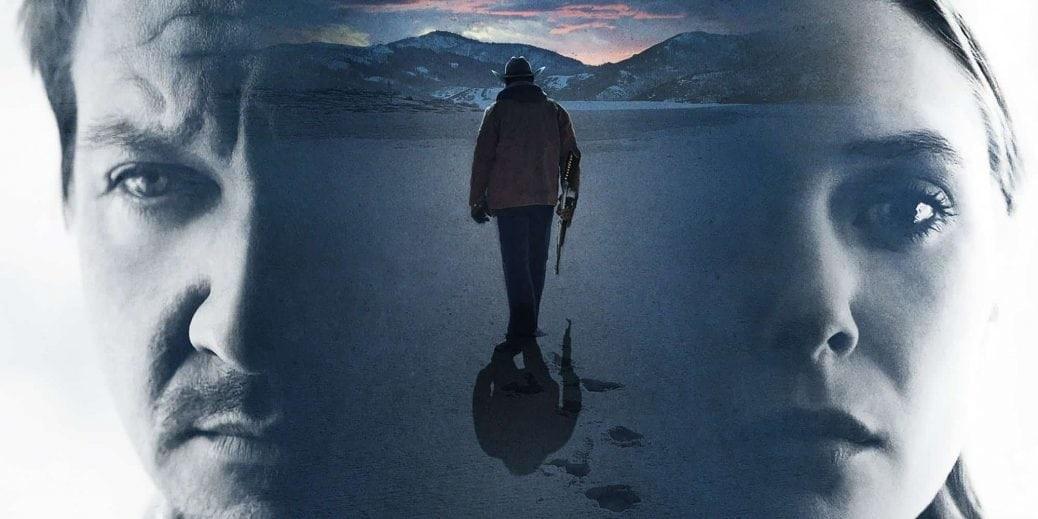 Elizabath Olsen och Jeremy Renner i Wild River. En av årets bästa filmer.