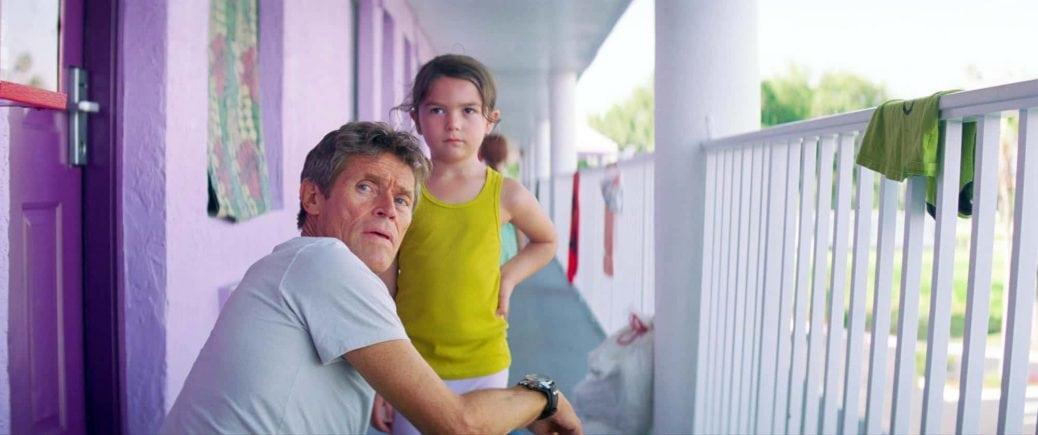 Willem Dafoe, som är nominerad för en Oscar för The Florida Project