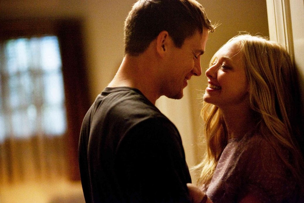 Channing Tatum och Amanda Seyfried i Dear John.
