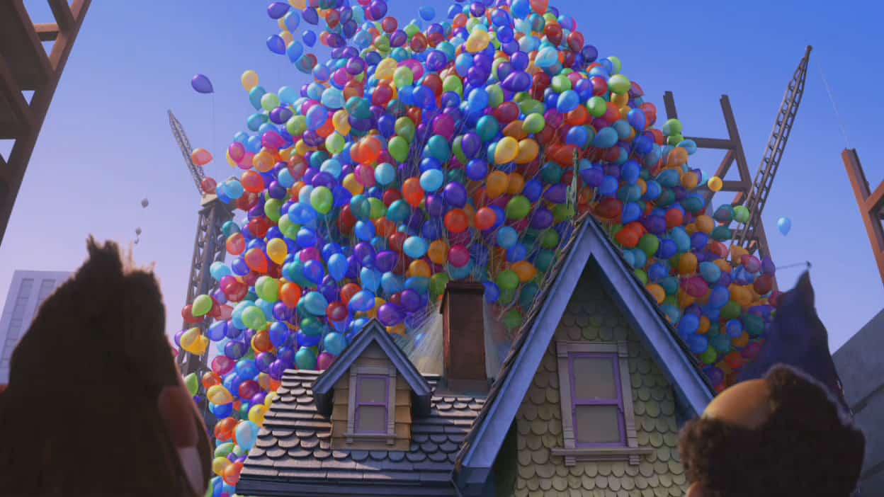 Bild från filmen Upp.