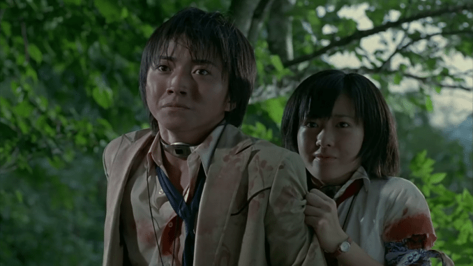 De 10 bästa Japanska skräckfilmerna