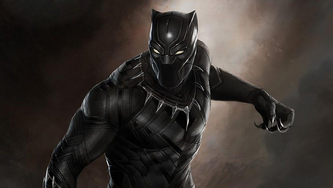Bild från filmen Black Panther.