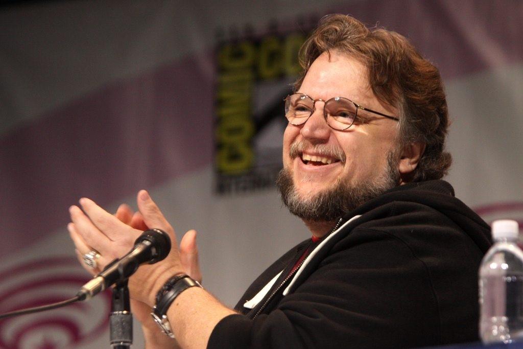 Regissören Guillermo del Toro.