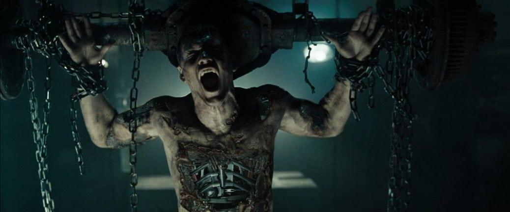 Sam Worthington i Terminator Salvation