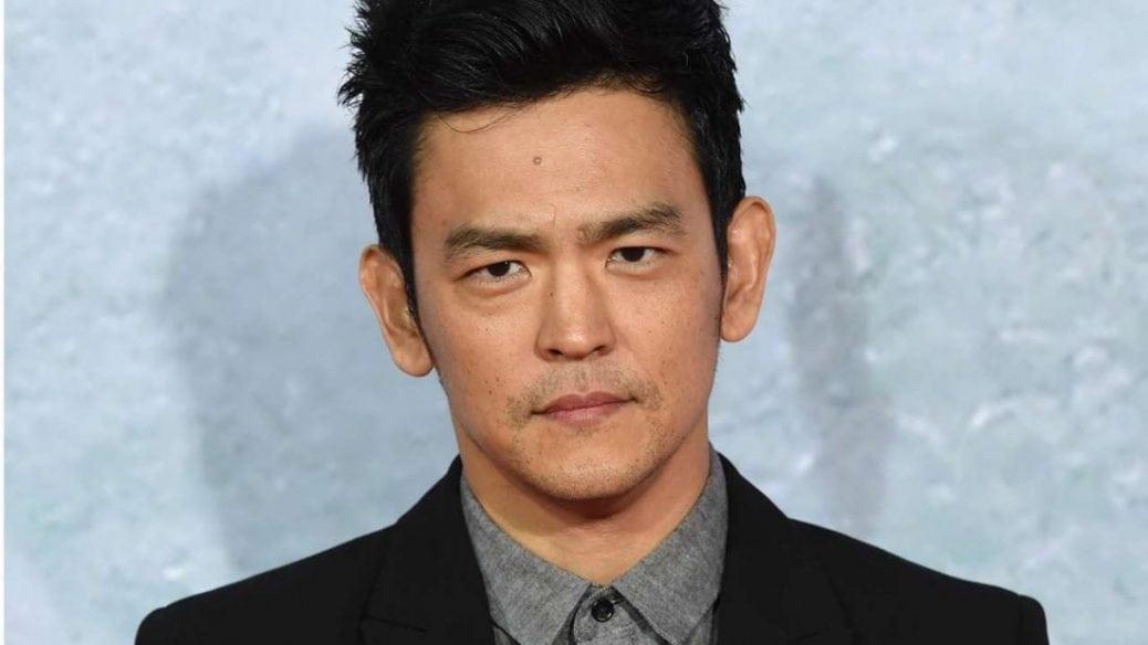 Skådespelaren John Cho.