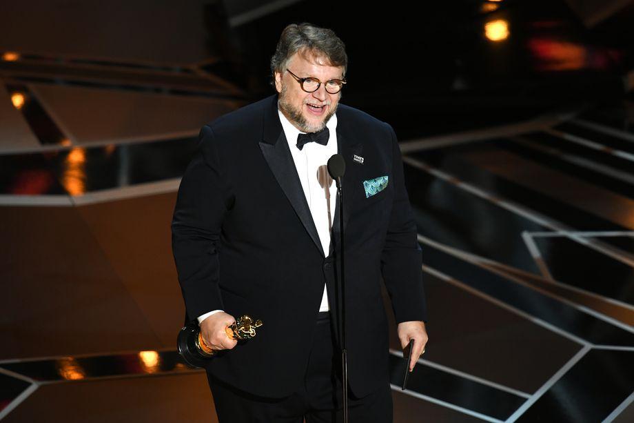 Guillermo del Toro vinner en Oscar