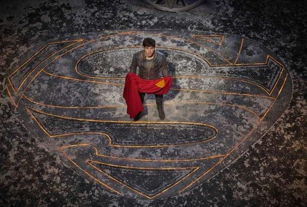 Seg-El, en förfader till Superman, är huvudkaraktären i Krypton