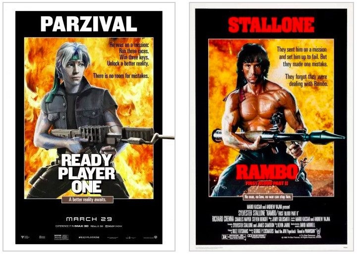 Ready Player Stallone