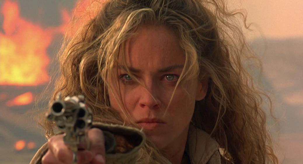 BILD: Sharon Stone i Snabbare än döden.