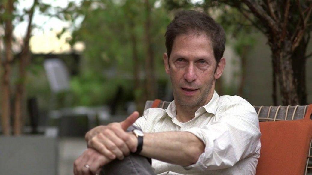 Skådespelaren och regissören Tim Blake Nelson.