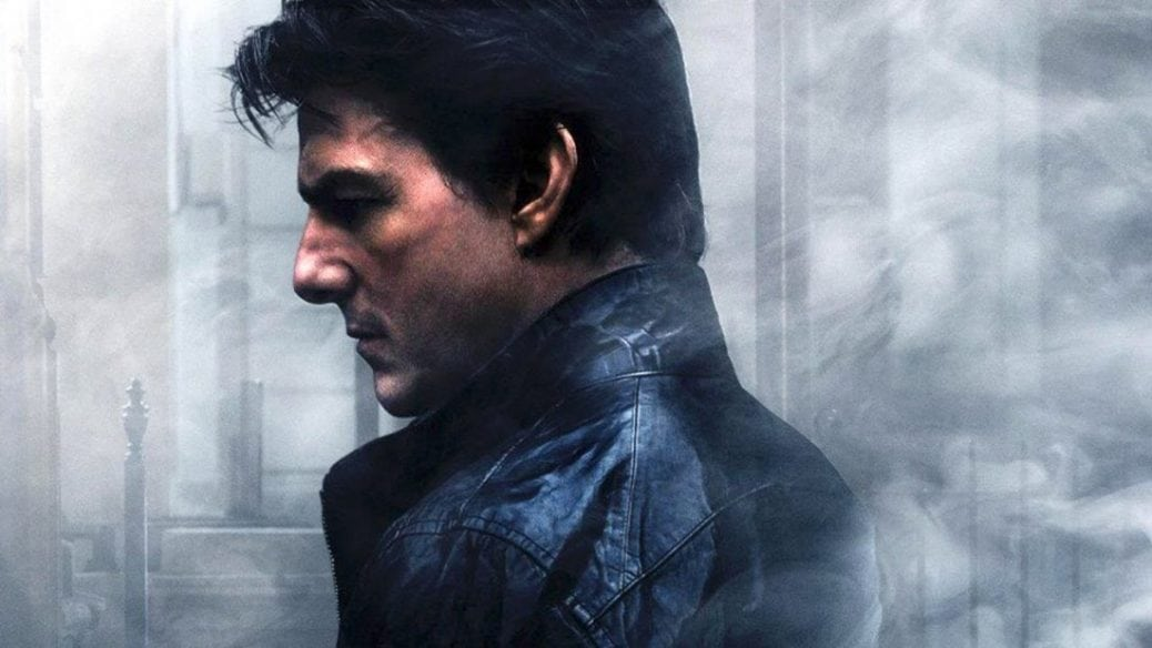 Tom Cruise i Mission Impossible 6.