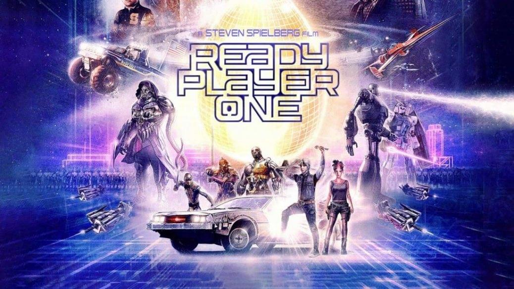Poster till filmen Ready Player One.