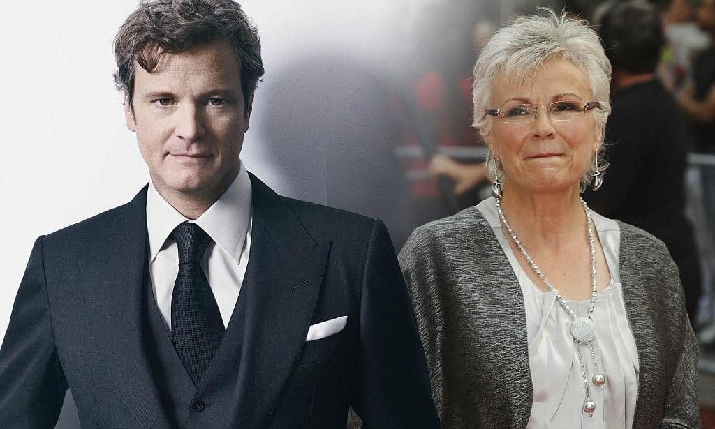 Colin Firth och Julie Walters.