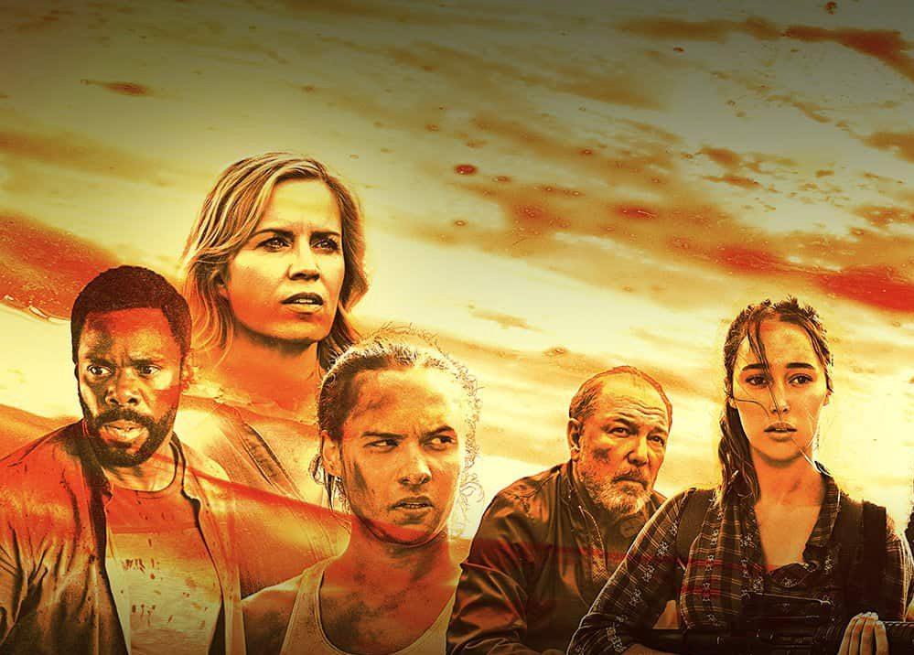 Karaktärerna från tidigare säsonger av Fear the Walking Dead