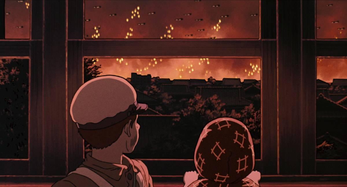 Eldflugornas grav.