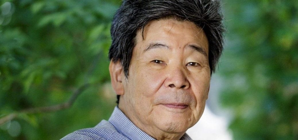 Studio Ghiblis medgrundare Isao Takahata.