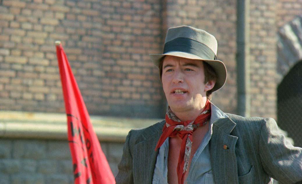 Thommy Berggren som Joe Hill.