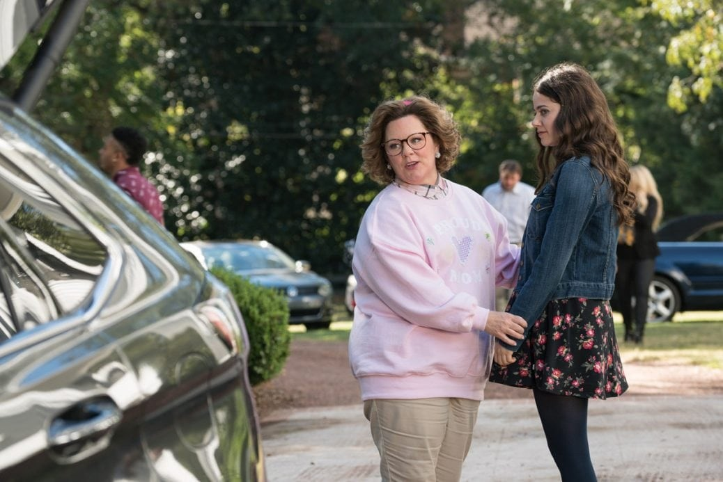 Melissa McCarthy i Life of the Party.
