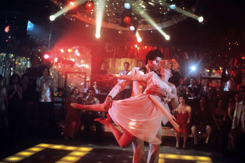 John Travolta i Saturday Night Fever.