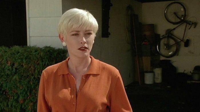 "Pamela Gidley i David Lynchs ""Twin Peaks: Fire Walk with Me"""