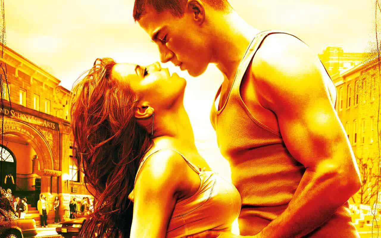 Jenna Dewan-Tatum och Channing Tatum i Step Up.