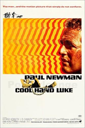 Poster till Cool Hand Luke (1967).