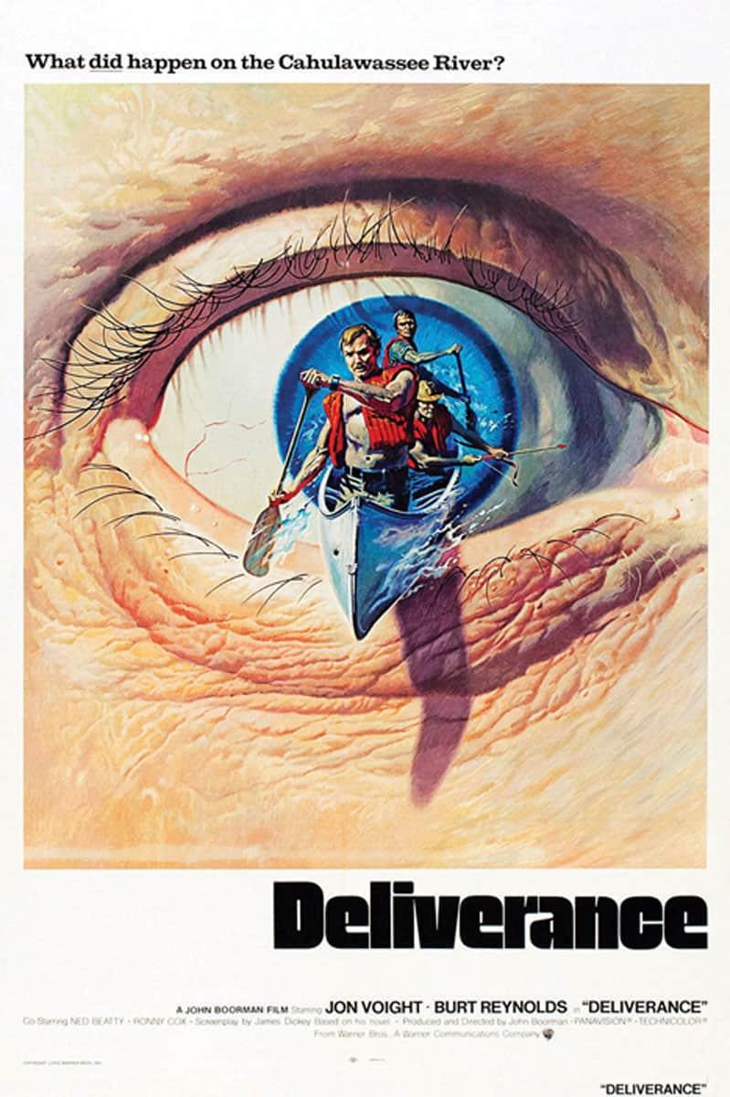 Poster till Den sista färden (1972).