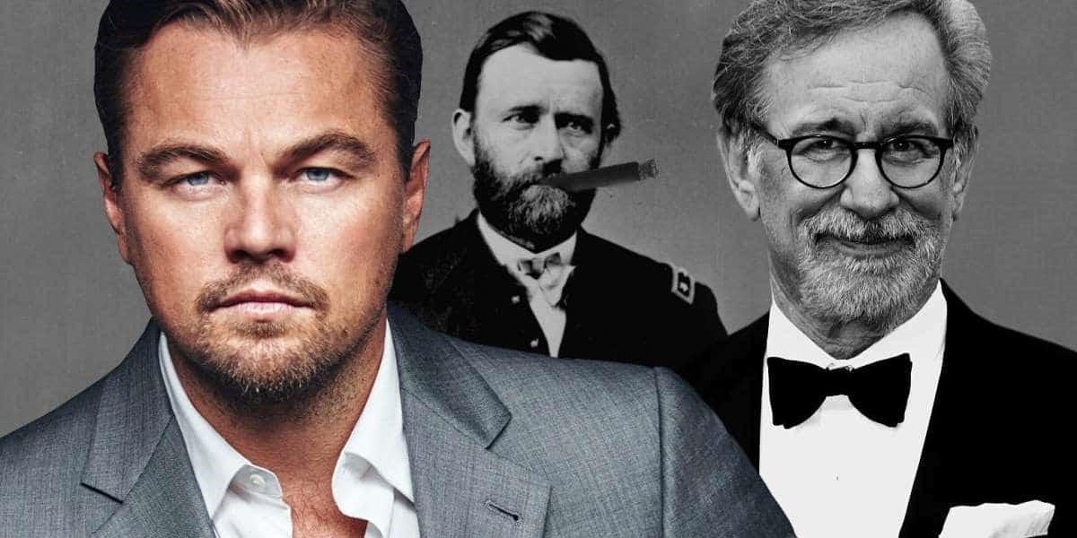 Leonardo DiCaprio, Ulysses S. Grant och Steven Spielberg.