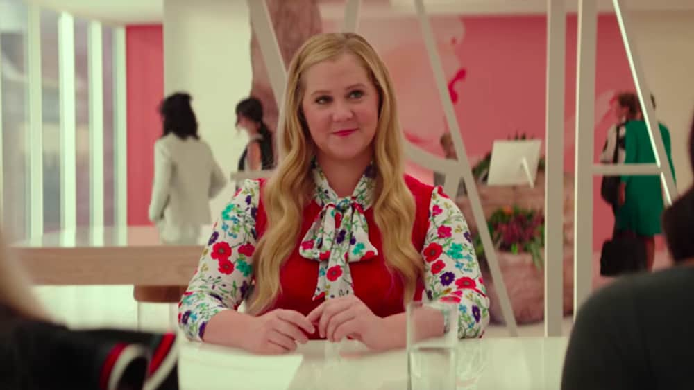 Amy Schumer spelar huvudrollen i I Feel Pretty