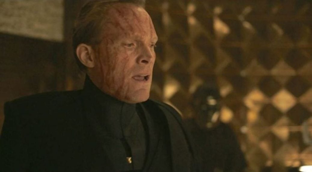 Paul Bettany i Solo: A Star Wars Story.