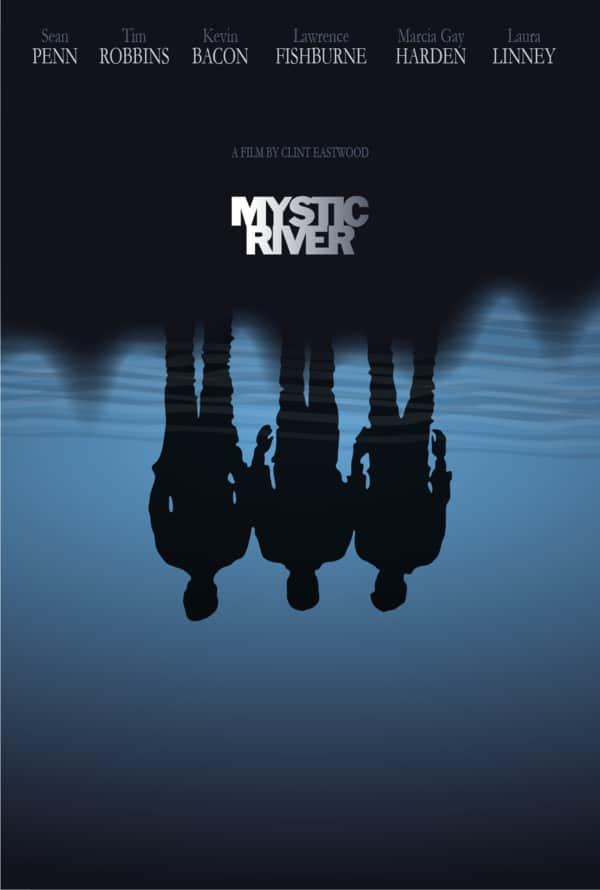 Poster till Mystic River (2003).