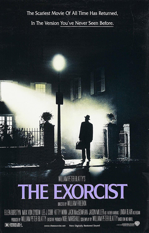 Poster till Exorcisten (1973).