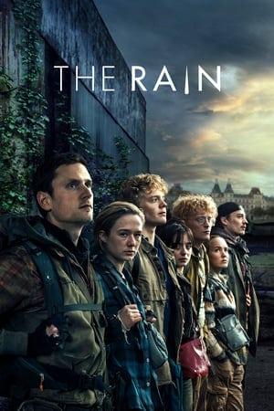 De unga huvudkaraktärerna i The Rain