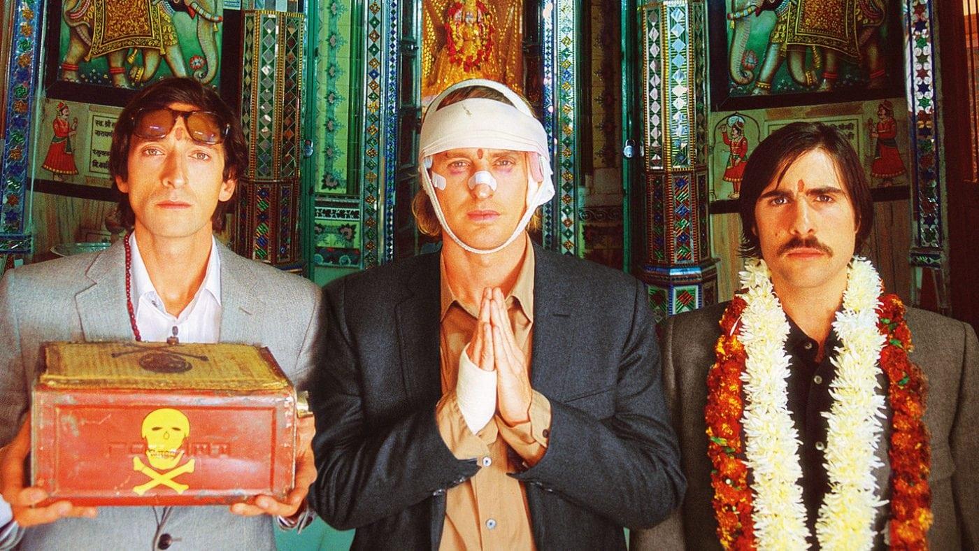 Adrien Brody, Owen Wilson och Luke Wilson.